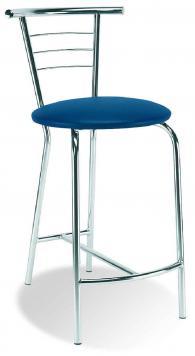 Бар стол ARANCIA hocker chrome