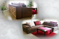 Проектиране на дивани по индивидуален проект