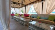 Обзавеждане за бар на плажа Карнобат