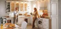 Кухня с г-образно разположение