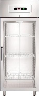 Хладилни шкафове  със стъклена врата GN650TN/G