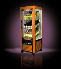 Витрина за вино Enoteca 400 SCAIOLA