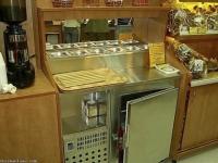 Хладилни модули с работен плот