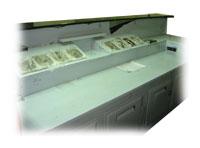 Хладилен модул за пици