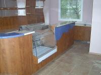 Хладилна витрина за вграждане в бар