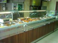 Линия за продажба на готови храни