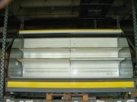 Професионални стелажни витрини втора употреба