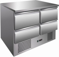 Хладилна маса с чекмеджета