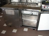 Хладилни маси втора употреба
