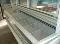 Нискотемпературна витрина с 3 врати втора употреба