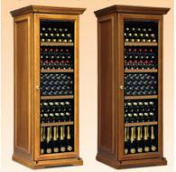 Витрина за вино с капацитет 156л