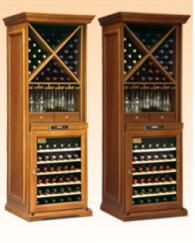 Витрина за вино 720/636/1939мм