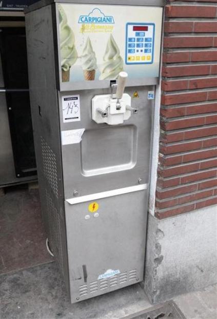 Машина за сладолед Carpigiani