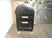 Газова  фурна за печене на картофи
