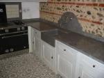 Поръчкови кухненски плотове от мрамор