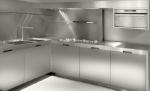 кухненски шкафове от инокс
