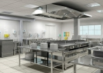 Професионални иноксови кухни