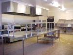 Кухня изцяло от инокс