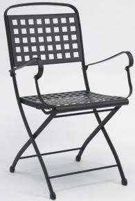 Стол от метал вносител