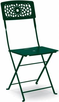 по-поръчка Метални столове за градината