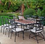 Градински стол произведен от ковано желязо София вносители