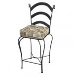 Ковани столове за поставяне в дома и градината София