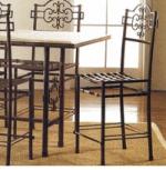 Столове от ковано желязо за външно ползване София
