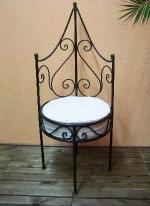 производители Градински стол произведен от ковано желязо София