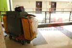 Почистващи колички за хотели
